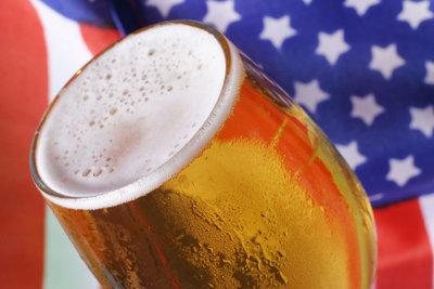 In den USA sollten Sie mit dem Alkoholkonsum vorsichtig sein.