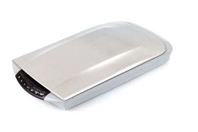 Mit einem Scanner digitalisieren Sie Ihre Dokumente.