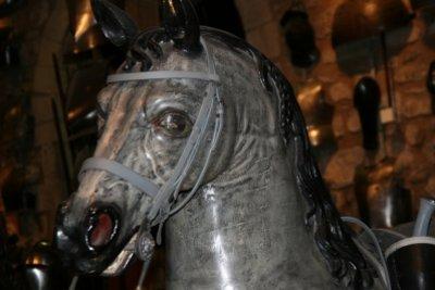 Den Trojanern wurde etwas vom Pferd erzählt.