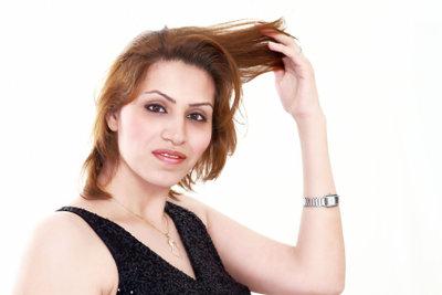 Man kann etwas tun gegen Haarspliss.