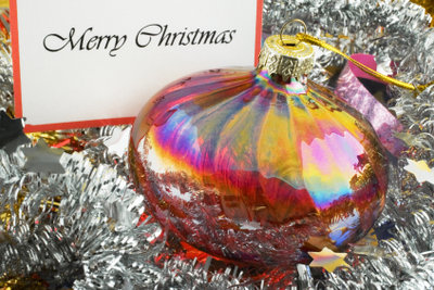 Weihnachten ist auch Anlass für betriebliche Feiern.