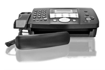 Eine Kündigung per Fax kann problematisch sein.