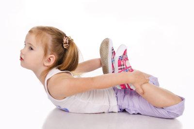 Vor allem Kinder profitieren durch ein vielseitiges Bewegungstraining.