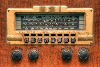 Radios arbeiten heute noch nach dem gleichen Prinzip wie die ersten Geräte dieser Art.