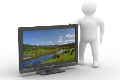 Mit modernen TV-Geräten empfangen Sie ORF-Frequenzen.