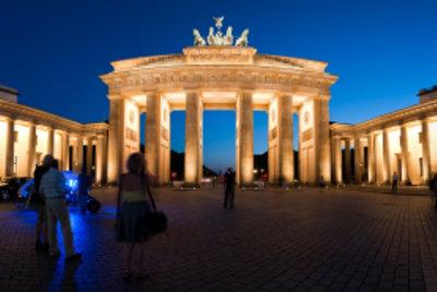 Das Brandenburger Tor ist immer eine Reise wert.