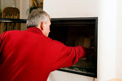 Kaminofen bei Minusgraden zusätzlich zur Luftwärmepumpe nutzen.