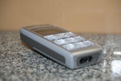 Hat ausgedient - ein altes Handy
