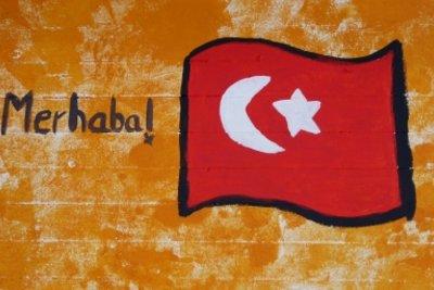Die türkische Sprache liegt im Trend.