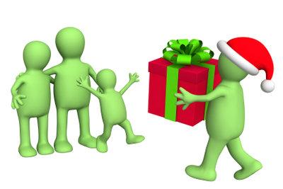Der Nikolaus sollte Kinder erfreuen.