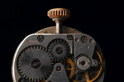 Uhrwerke haben ein besonderes Flair!