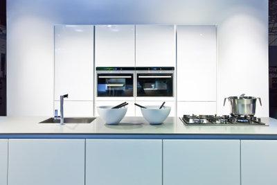 Eine solch ordentliche Küche - ohne Aufräumen leider nicht möglich!