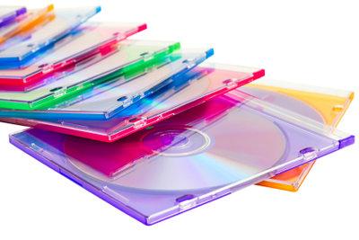 Legale Sicherung einer DVD-Sammlung durchführen