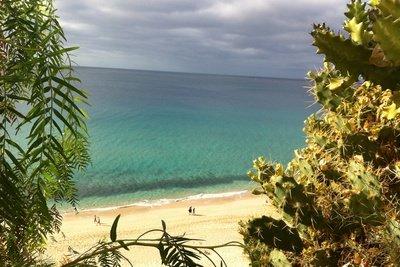 Auf Fuerteventura dem kalten Winter entfliehen