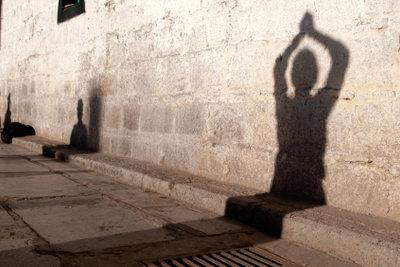 Das Höhlengleichnis: Schattenwissenschaft und höhere Wirklichkeiten.