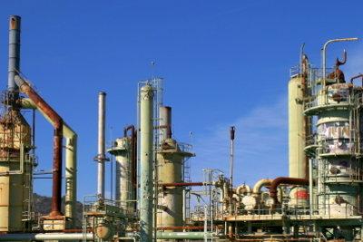 Ammoniak ist eines der wichtigsten Produkte der chemischen Industrie.