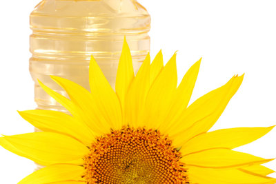 Mit Sonnenblumenöl die Gesundheit stärken.