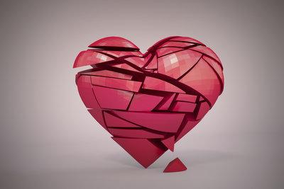 Valentinstag ist auch etwas für zerbrochene Herzen