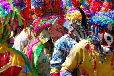 Karneval - so gehen Sie als Vogel.