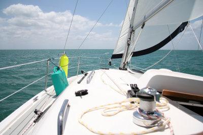 Schiffskapitän ist ein verantwortungsvoller Beruf.