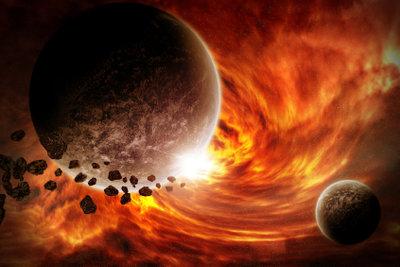 Senden Schwarze Löcher Hawking-Strahlung aus?