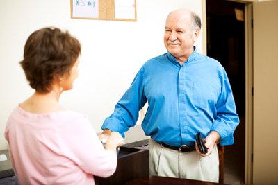Bei seriösen Stellenangeboten lernen Sie Ihren Chef persönlich kennen.