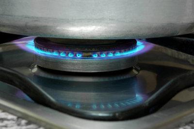Nach Heizungsumrüstung - Heizen und Kochen mit Gas
