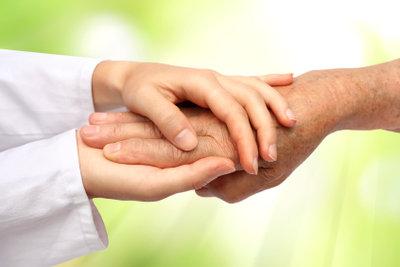 Unser wichtigstes Hilfsmittel - die Hände.
