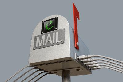 So lässt sich der Posteingang anzeigen.