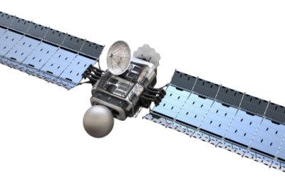 Navigationsgeräte navigieren Sie über Satelliten.