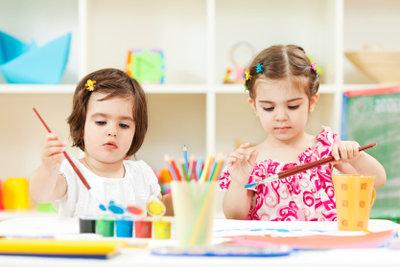 Als Kunstpädagoge wecken Sie die Kreativität der Menschen.