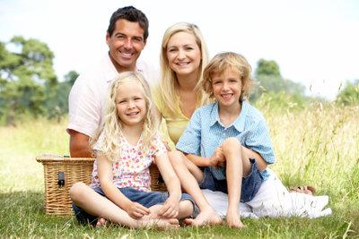 Nutzen Sie den Feiertag als Familienzeit.