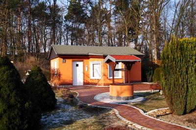 Im Gartenhaus eine Gasheizung einbauen