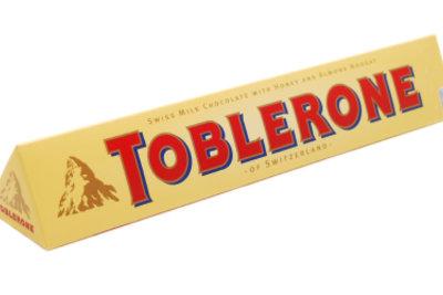 Sinnbild für das Prisma: die Toblerone-Packung