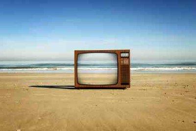Fernsehgeräte sind heute selbstverständlich.