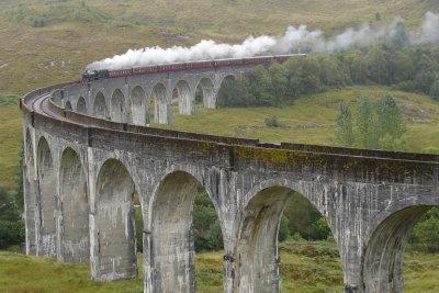 Es gibt viel Sehenswertes in Schottland.