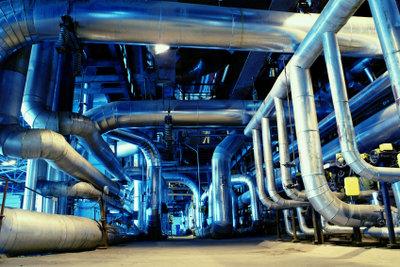 Fällmittel werden auch in der Wasseraufbereitung verwendet.