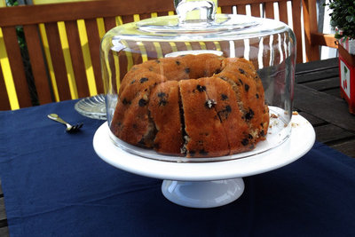 Kuchen können Sie mit Maniokmehl backen.
