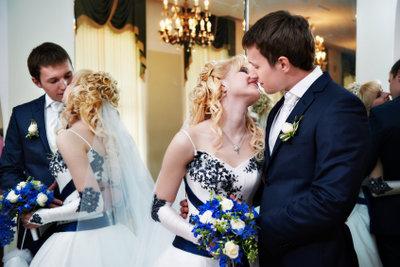 Vor der Hochzeit muss das Aufgebot bestellt werden.