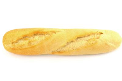 Nach dem Auftauen können Sie das Baguette wie gewohnt verspeisen.