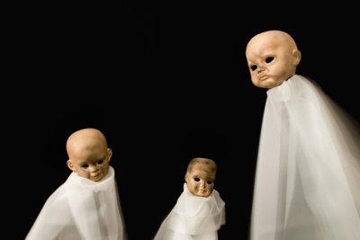 Bestehen Geister wirklich aus Ektoplasma?
