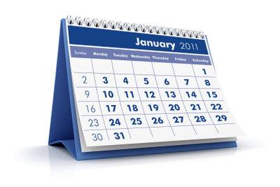 Wenn der Februar 31 Tage hätte, läge er irgendwann im Sommer!