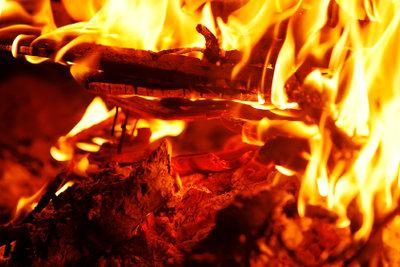Brandheiß und feurig