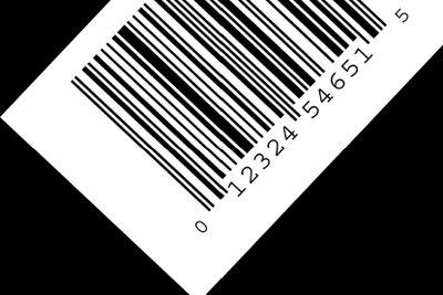 Barcodes können auch mit vielen Handys ausgelesen werden.