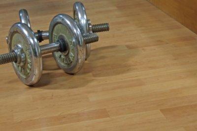 Im Fitnessstudio leicht 3 kg abnehmen.