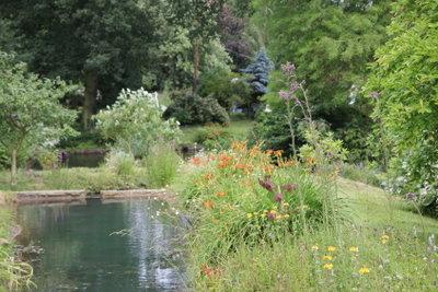Garten- und Landschaftsbau ist eine Fachrichtung des Gärtnerberufs.