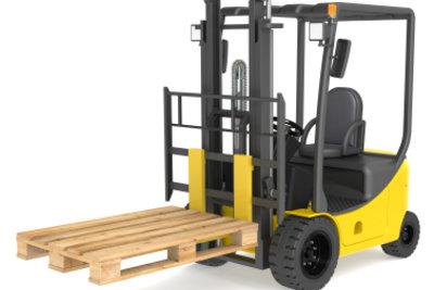 Holzpaletten gibt es mit unterschiedlichen Qualitätsmerkmalen.