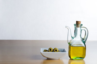 Olivenöl ist leider keine gute Alternative.