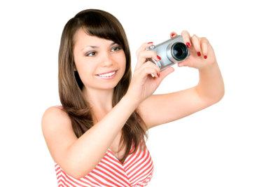 Das Kamera-Display kann schnell kaputtgehen.