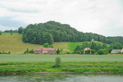 Wie läuft die Elbe durch Deutschland?